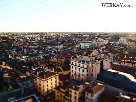 ランベルティの塔 La Torre dei Lamberti ヴェローナ verona イタリア旅行 景色 風景 観光スポット