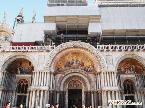 サン・マルコ寺院 Piazza San Marco
