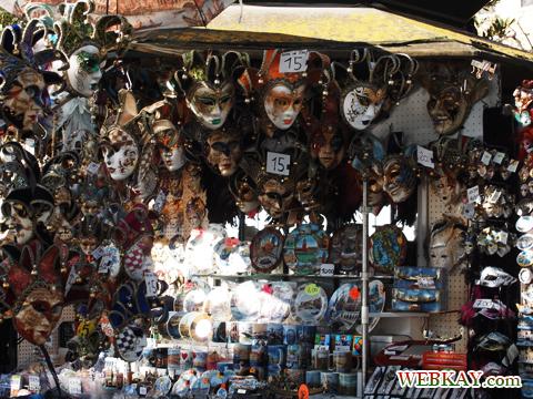 お土産,ショップ,ベネチア,ヴェネツィア,venezia,イタリア旅行