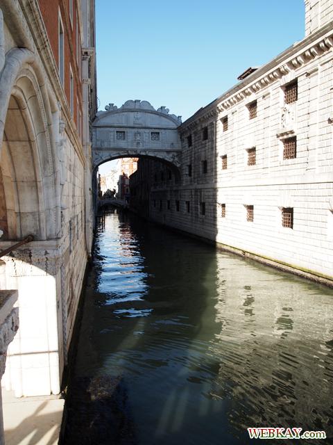 溜息の橋,Ponte dei Sospiri,ベネチア,ヴェネツィア,venezia,イタリア旅行,散策