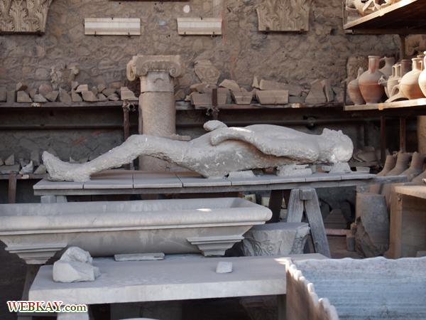 CAST ポンペイ Pompeii 世界遺産 オプショナルツアー 観光 イタリア周遊 旅行