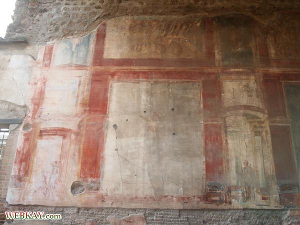 食料品市場跡 ポンペイ Pompeii 世界遺産 オプショナルツアー 観光 イタリア周遊 旅行