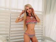Valeria Lukyanova barbie doll ヴァレリア・ルキアノワ リアルバービー人形