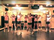 """SNSD?少女時代?(遠藤時代) 소녀시대?(엔도시대) """"Gee"""" ダンス練習映像"""