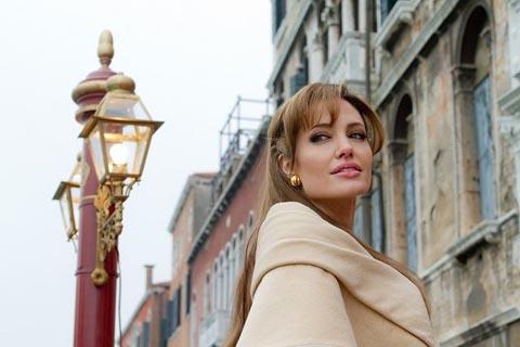 THE TOURIST アンジェリーナ・ジョリー