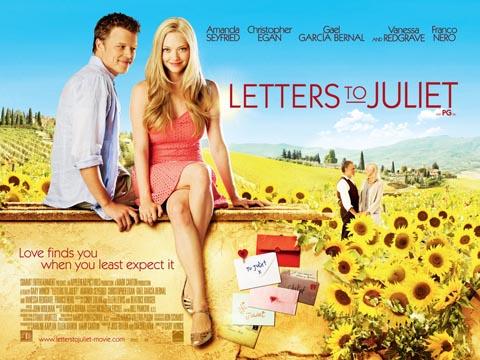 ジュリエットからの手紙 Letters to Juliet