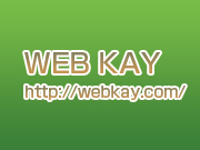 WEB KAY logo gold