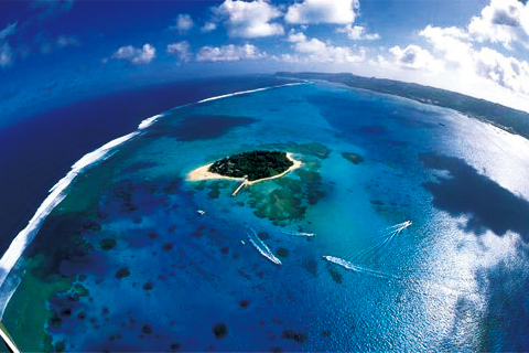 managata マニャガハ島 サイパン