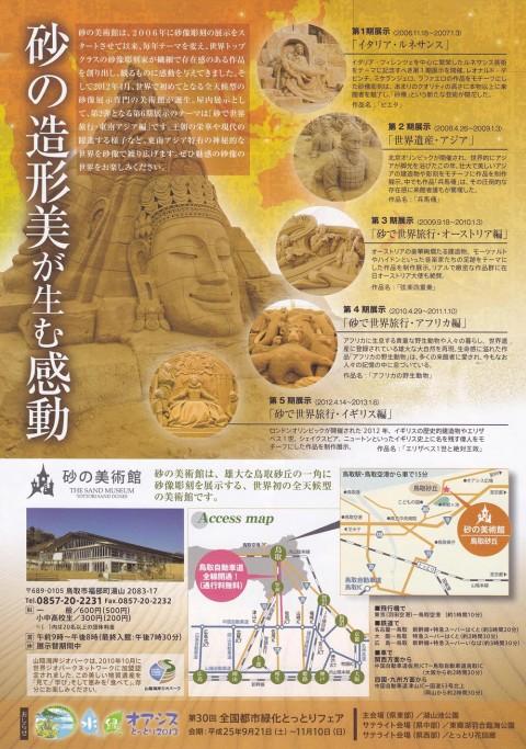 砂で世界旅行。東南アジア編 ~王朝の栄華とよみがえる神秘の国々~